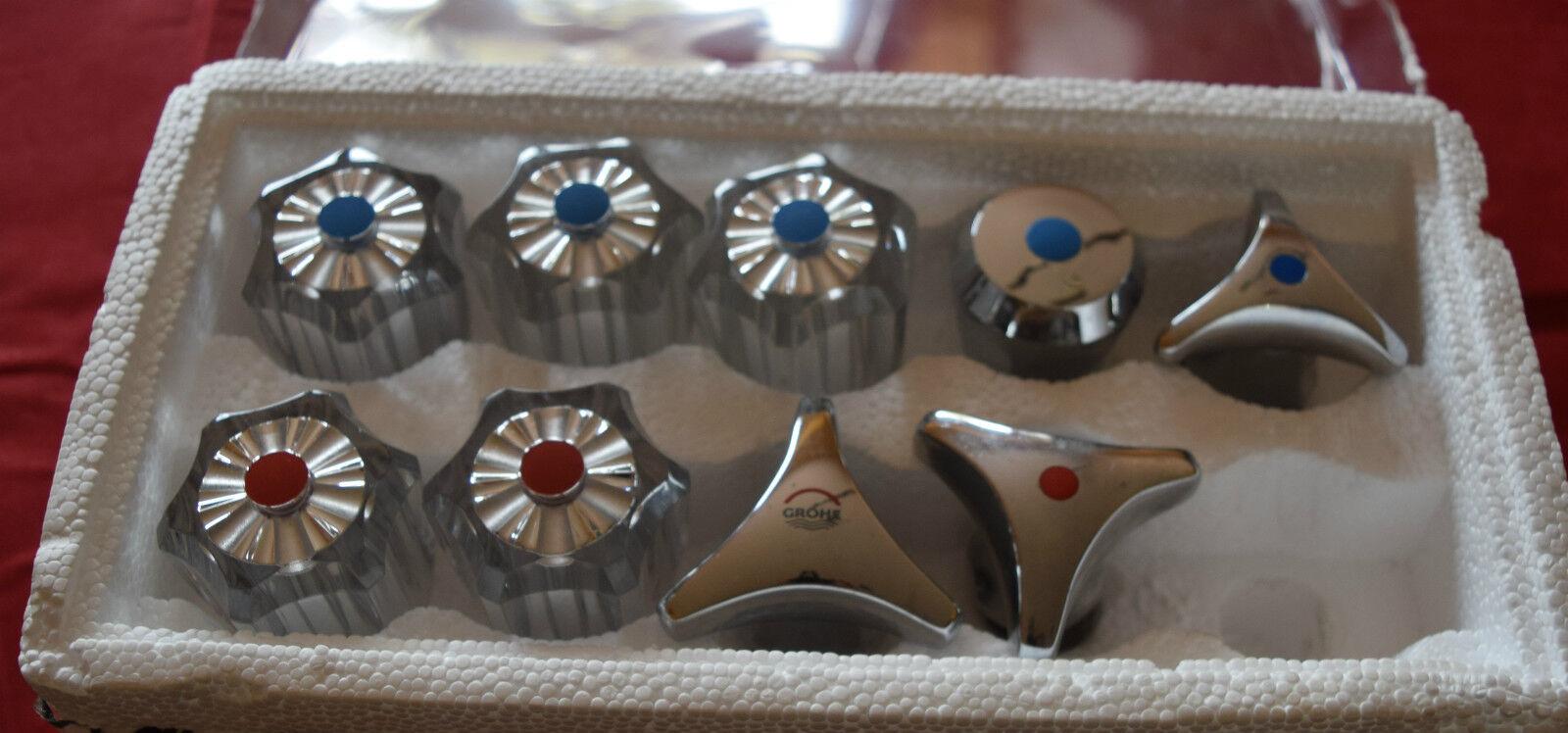 Kaja Konvolut Oberteile 1/2+3/8 ,diverse Marken rot und blau (271)