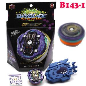 Beyblade-Burst-GT-B-143-Burst-Dread-Bahamut-Ten-STARTER-SET-W-L-R-Launcher-Toy