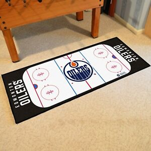 Hockey Rink Runner Area Rug Floor Mat