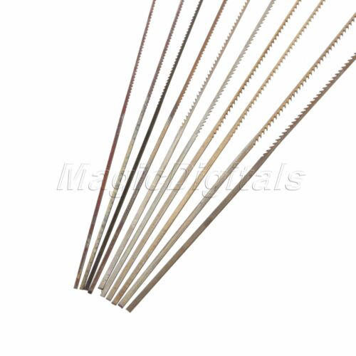 130mm Long Carpenter Fine-toothed Scroll Saw Blade Scrollsaw Blades Cutting Tool