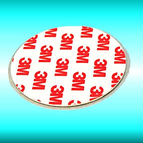 7 Stück Magnetbefestigung Magnethalterung 3M Klebefolie Pad Rauchmelder NEU