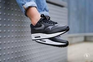 Details about Nike Air Max 1 SE Women's Metallic Glitter Spark Sneaker Black UK 5.5 EU 39 US 8