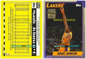 TOPPS-2000-MAGIC-JOHNSON-NBA-LOS-ANGELES-LAKERS-THAT-NEVER-WERE-FOIL-BORDER-MJ8