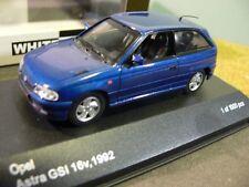 1/43 White Box Opel Astra F GSI 16 V 1992 blaumetallic