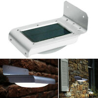 16 LED Solar Garden Security Lamp