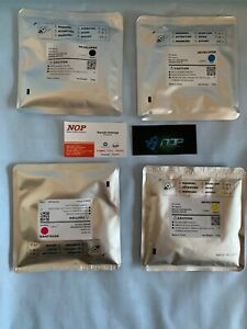 4 BAG Konica Minolta developer 280 C360 C224 C284 C364 C454 C554 C458 C558 DV512
