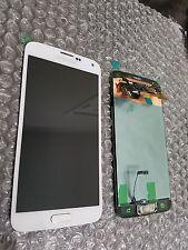 Brand New White Samsung Galaxy S5 G900 LCD Digitizer Home Button Flex + Adhesive