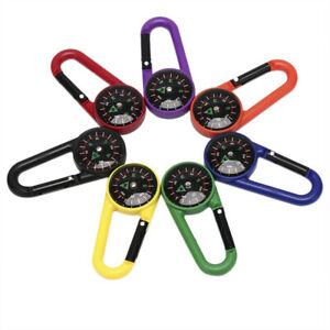 Portable-Keychain-Compass-Hiking-Carabiner-Compass-Outdoor-Camping-Ring-Compa-JE