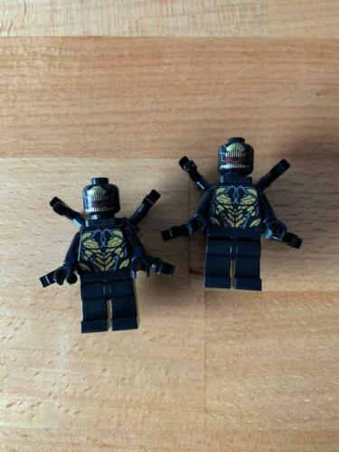 LEGO MARVEL SUPER HEROES 2 x OUTRIDER MINIFIGURE FROM 76125