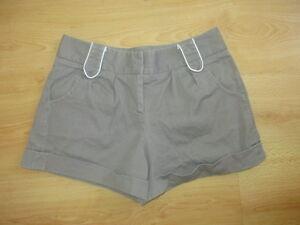 Taglia Marrone Da Zoé 36 Pantaloncini À 52 OSqPFwBwx