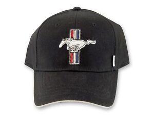 Ford Mustang Cap Hat 1964 1965 1966 1967 1968 64 65 66 67 68 GT GTA 289 302 390
