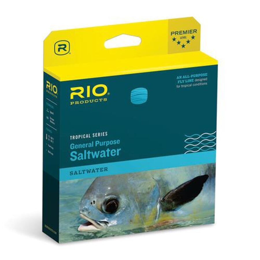 NEW Rio Permit Tropical WF10F Fly Line - Free Shipping in the US
