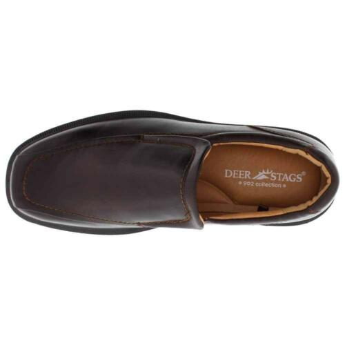 Deer Stags Men/'s Greenpoint Dress Casual Cushioned Comfort Slip-On Loafer