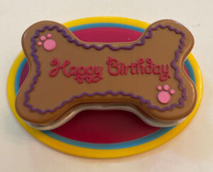 Strange American Girl Dog Bone Birthday Cake Replacement Ebay Personalised Birthday Cards Petedlily Jamesorg