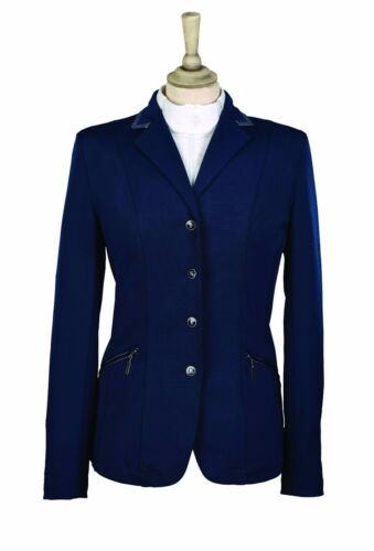 Caldene Cadence Ladies Stretch Show Jacket,Black or Navy,All Sizes,Super Quality