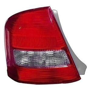 1999 2003 Mazda Protege Sedan Tail Light Left Driver Side