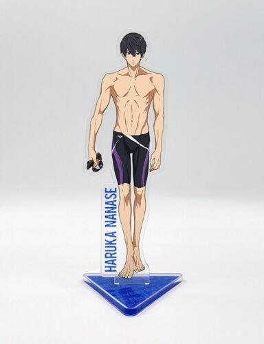 Free Dive to the Future Haruka Rin Makoto Rei ikuya Sosuke Stand Acrylic Sa
