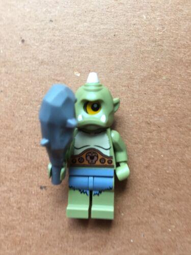 Lego Mini Figure Series 9 One Eyed Ogre