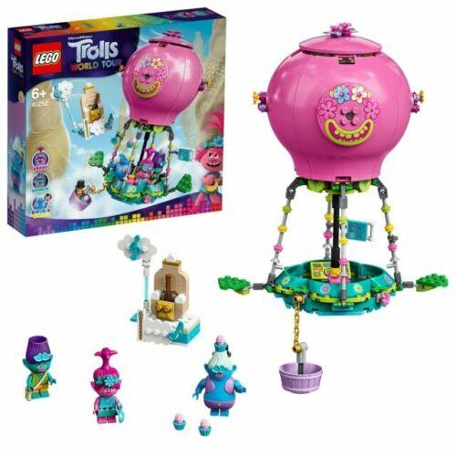 41252 Lego Trolls World Tour amapola/'s Hot Air Balloon Aventura