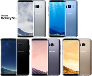 FULLY-UNLOCKED-Samsung-Galaxy-S8-Plus-64GB-SM-G955U-CDMA-GSM-All-Colors