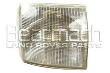 Range Rover P38 Clear Front LHS Indicator Lamp Unit - Bearmach - XBD100930