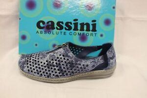 Print Navy Ladies footwear Morgan Cassini Shoes 4OWfWqRxwB