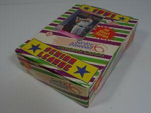 1991-Pacific-Senior-League-Professional-Baseball-Box-of-Trading-Cards-36-Packs