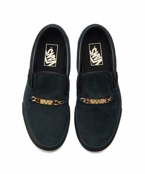 Vans Classic Slip On ID nero  New donna scarpe Fashion scarpe da ginnastica VN0A4BV3V9F1  marchio famoso