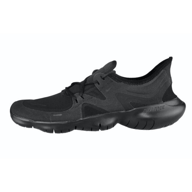 Nike Free RN 5.0 schwarz Herren Trainings und Freizeitschuhe AQ1289-006