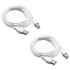 C5273 NEW 6 ft C5275 USB 2.0 PRINTER CABLE for HP PhotoSmart C5270