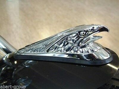 Decorative Figure Eagle Bald , Hood Ornament Trike Motorcycle Cruizer Chopper