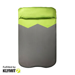 Klymit V Sheet Double Camping Sleeping Pad Cover New