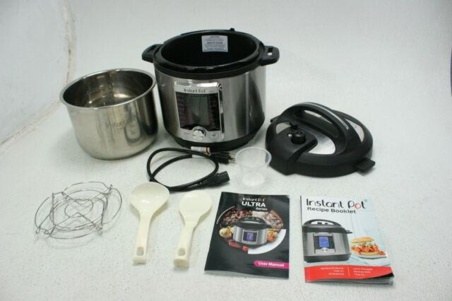 Instant Pot Ultra Electric Pressure Cooker Sterilizer Slow