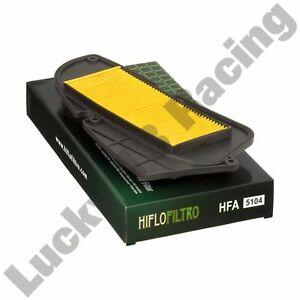 HFA5104 HiFlow Filtro Air filter for Peugeot LXR 125 SYM HD HD2 125 200 DT DD