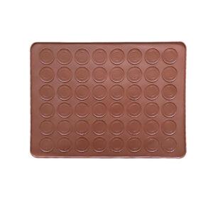 Macaron-Matte-Silikon-Backform-Doppelkekse-Backform-Kekse-Pralinen-Macarons
