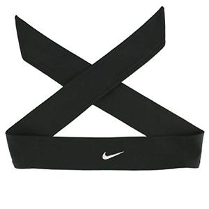 Dri Fit Head Tie Black FREE Shipping