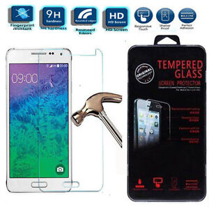 2pc100/%Genuine  Tempered Glass Film Screen Protector For  Samsung Galaxy A3 2016