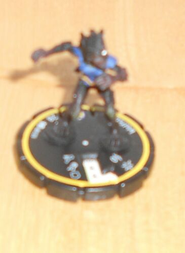 HERO CLIX - INFINITY CHALLENGE - WOLFSBANE - #028 - WITHOUT CARD -  ROOKIE