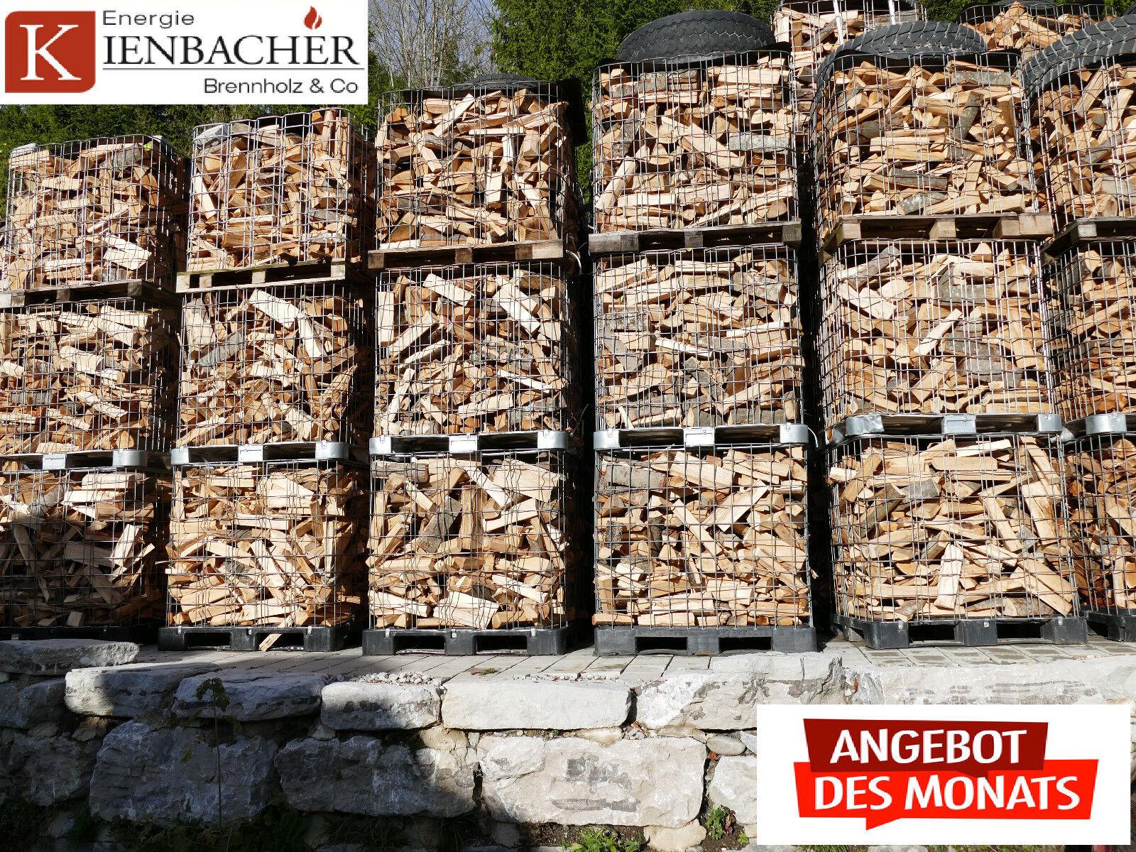 1m³-SRM Brennholz Kaminholz Fichte 33cm Lieferung auf Anfrage regional möglich