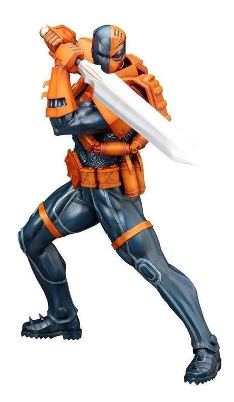 DC  Comics statuette PVC ARTFX 1 6 Deathstroke (The nuovo 52) 30 cm 901876  Felice shopping