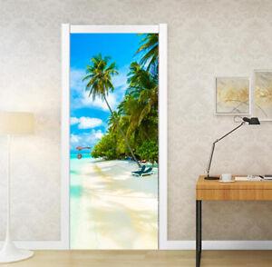 3D Coastal 889 Door Wall Mural Photo Wall Sticker Decal AJ WALLPAPER US