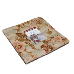 "42 Garden Variety ~ Moda ~ Layer Cake ~ 10/"" Fabric Square 100/% Cotton 5070LC"