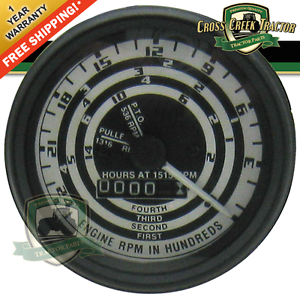 c3nn17360n new ford tractor proofmeter naa 500 600 700 800 900 2000 4000 cyl ebay. Black Bedroom Furniture Sets. Home Design Ideas
