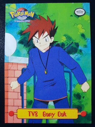 Topps Pokemon Series 1 TV8 Gary Oak NEAR MINT