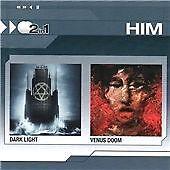 H.I.M. - Dark Light/Venus Doom (2008)  double cd album  y6