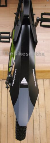 "Axiom FrontRunner or RearRunner 26/"" Bike MTB Fender ClipOn QR Lightweight Choose"