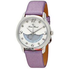 Lucien Piccard Bellaluna Crystal  Ladies Watch LP-40034-02-PPSS