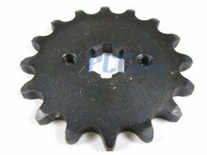 NONE BRAND 428 16 TOOTH ENGINE SPROCKET SDG 110 125 DIRT BIKE 17MM SHAFT 9 ES12