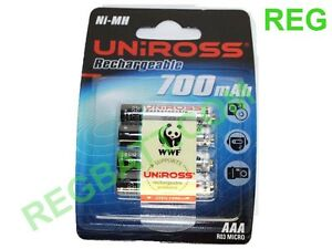 6-Piles-rechargeables-UNIROSS-AAA-700mAh-NiMH-Telephone