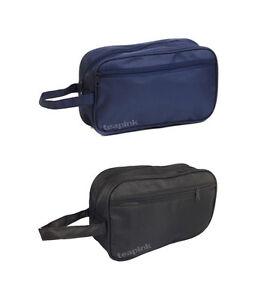 MEN-TOILETRY-BAGS-WASH-BAGS-TRAVEL-BAG-GROOMING-BAG-BLUE-amp-BLACK-OPTIONS